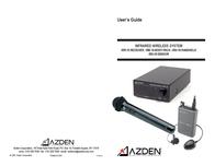 Azden IRD-30 User Manual