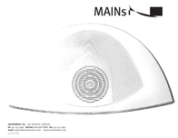 SoundMatters MAINstage HD User Manual