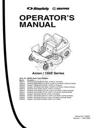 Axion ZT18533 User Manual