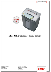 HSM 102.2 Compact 3.9 1203 Leaflet