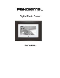 Pandigital PI8004W01 User Manual