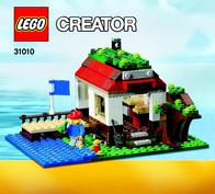 Lego Creator 31010 BAUMHAUS 31010 User Manual