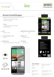 Komsa ScratchStopper 40-20-0007 Leaflet