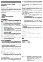 j5 create JUC100 Data Sheet