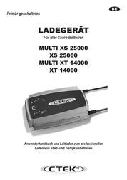 Ctek MXT 14 56-734 User Manual