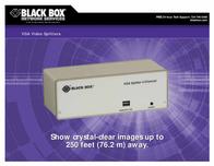 Black Box 8ch VGA AC058A-R3 Leaflet