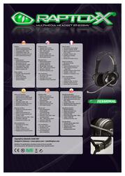 XCPD RT-828MV Leaflet