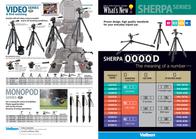 Velbon PH-G50D V37020 Leaflet