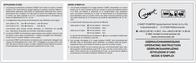 Comet Low voltage submersible pump 1100.90.59 1260 l/h 15 m 1100.90.59 Leaflet