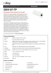 iKey SBW-97-TP Fascicule