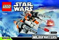 Lego Starwars LEGO® STAR WARS™ 75074 SNOWSPEEDER™ 75074 User Manual