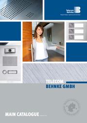 Telecom Behnke 20-3117 User Manual