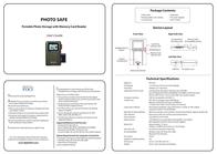 Digital Foci psf-250 User Guide