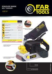 Far Tools BS 1200 Leaflet