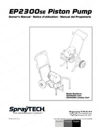 Wagner SprayTech Paint Sprayer 294083 User Manual