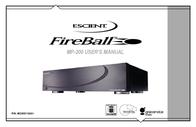Escient FireBall MP-200 User Manual