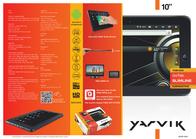 Yarvik TAB450 562601 Leaflet