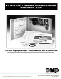 DMP Electronics LT-0229 (5 97) User Manual