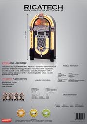 Ricatech RR900 604001 Leaflet