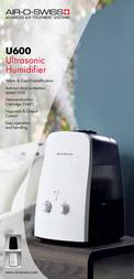 AIR-O-SWISS U600 Leaflet
