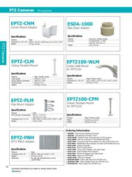 EverFocus EPTZ-CNM Leaflet