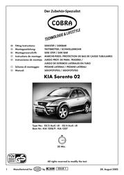 Kia EX/4 User Manual