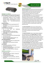 Chip PC CXN-2321 CPN05143 User Manual