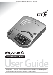British Telecom 872152 User Manual