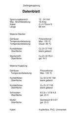 Procar 2x distribution 67889200 Data Sheet