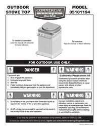 Char-Broil 5101194 User Manual