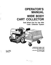 Snapper TP 100-400 User Manual