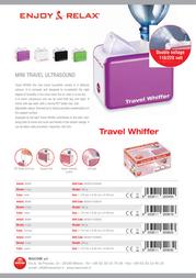 Macom Travel Whiffer 960B Leaflet