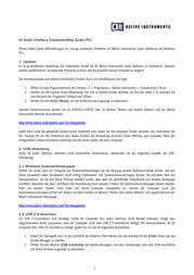 Native Instruments DJ Controller Traktor Kontrol Z1 22180 Data Sheet