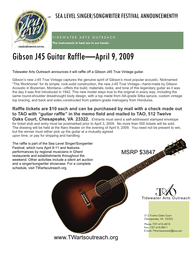 Gibson j-45 true vintage Reference Guide