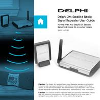 Delphi SA10116-11B1 User Manual