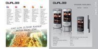 ITTM Dual33 ITT-DUAL33-SIL Leaflet