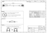 Sygonix BNC Video cable, 75 Ohm, 1 m 43579W Specification BNC  BNC 43579W Data Sheet