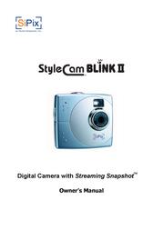 SiPix StyleCam Blink User Manual