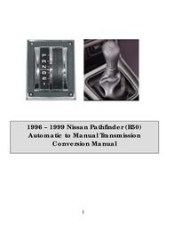 Nissan PATHFINDER R50 User Manual