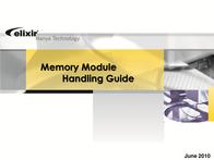 Clover Technologies Group PC2-6400 1GB M2Y1G64TU88D4B-AC User Manual