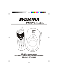Sunbeam STC580 User Manual