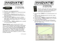 Atari Marine Instruments LM-1 Leaflet