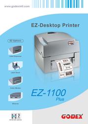 C.Itoh EZ-1100 plus GP-EZ-1100PLUS Leaflet