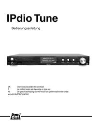DNT IPdio Tune 20311 Data Sheet