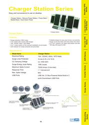 OPTI-UPS Charger Station User Manual