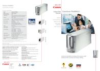 Canon CANOSCAN FS4000US 6735A003 Leaflet