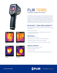 FLIR TG165 Infrared Thermometer TG165 Information Guide