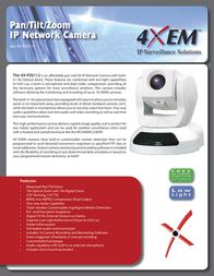 4XEM 4X-PZ6112 Leaflet