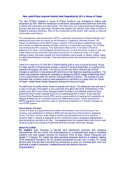Addmaster HT200E Leaflet