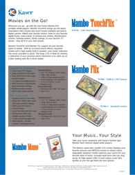 Kaser flix-4gb Specification Guide